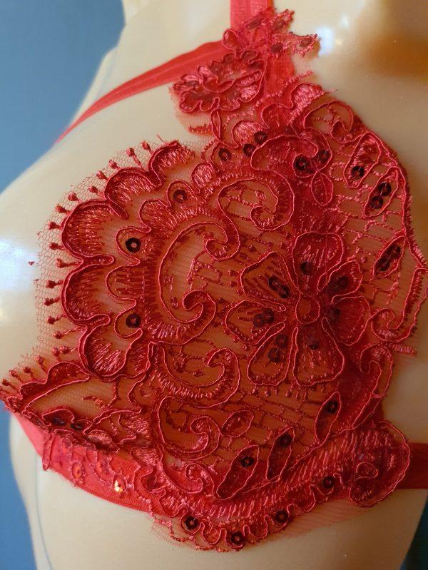 Velveteena Leigh bespoke lingerie